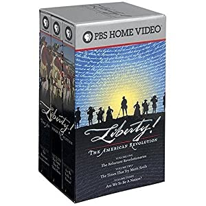Liberty - The American Revolution [VHS]