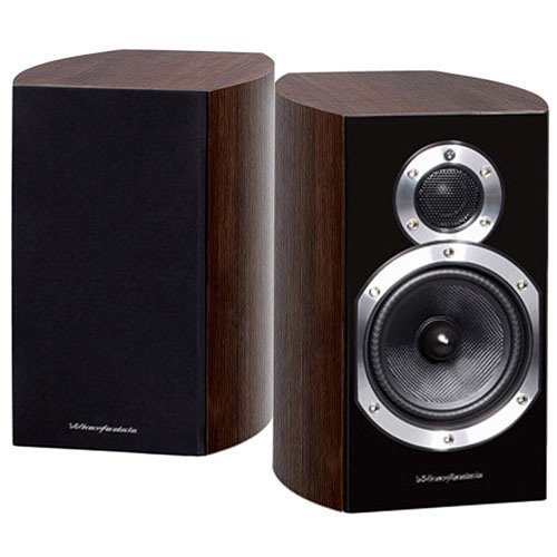 WHARFEDALE DIAMOND 10.1 SPEAKERS (PAIR) (WENGE)