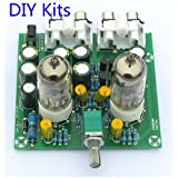 Generic Fever 6J1 Tube Preamp Amplifier Board Pre-amp Headphone Amp 6J1 Valve Preamp Bile Buffer Diy Kits