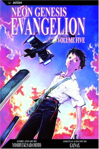 Neon Genesis Evangelion 5 (Neon Genesis Evangelion (Viz) (Graphic Novels))Yoshiyuki Sadamoto