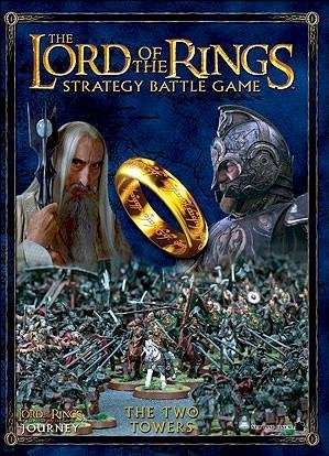 Games Workshop The Two Towers Lord of the Rings Supplement
