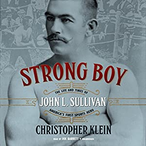 Strong Boy Audiobook