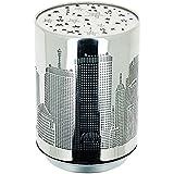 -Lampe Veilleuse LED Socle Tactile Décor Building New York Illuminé