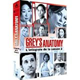 Grey&#39;s Anatomy : L&#39;intgrale saison 2 - Coffret 8 DVDpar Ellen Pompeo