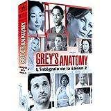 Grey's Anatomy : L'int�grale saison 2 - Coffret 8 DVDpar Ellen Pompeo
