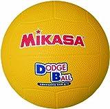 ミカサ ドッジボール イエロー D2 30