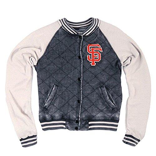San francisco giants leather jacket