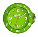 Ice-Clock Alarm Clock, Green