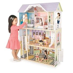 imaginarium pretty garden mansion toys games