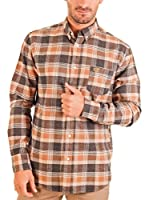 BENDORFF Camisa Hombre (Marrón)