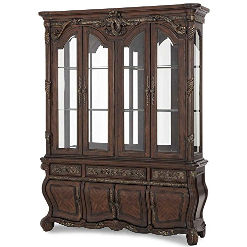Incredible How Do I Get Aico Essex Manor China Cabinet By Michael Amini Cjindustries Chair Design For Home Cjindustriesco