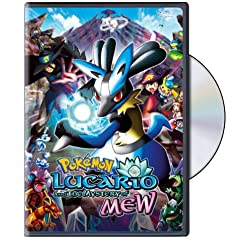 Pokemon: Lucario & The Mystery of Mew