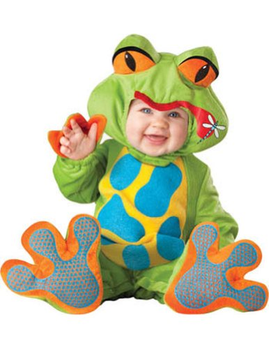 Baby-boys - Lil Froggy Toddler Costume 18M-2T Halloween Costume