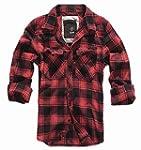 Brandit Check Shirt Herren Flanell He...