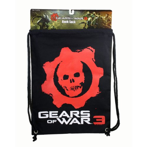 "NECA Gears of War 3 ""Omen and Title"" Bag Sack 1"