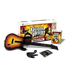 Guitar Hero: World Tour - Guitar Bundle