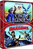 Les Cinq Légendes + Dragons