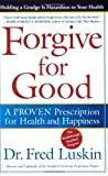 Forgive for Good