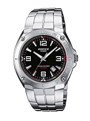 Casio Edifice Herren-Armbanduhr Analog Quarz EF-126D-1AVEF