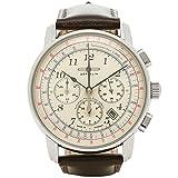 (ツェッペリン) Zeppelin ツェッペリン 時計 メンズ ZEPPELIN 7624-4 LZ126 Los Angeles 自動巻き 腕時計 ウォッチ ブラック/ホワイト/シルバー [並行輸入品]