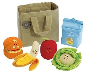 (历史最低)Earlyears Lil Shopper宝宝购物游戏套装,教会宝宝过家家,4.7星好评,$12.79