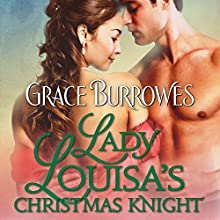 Lady Louisa's Christmas Knight: Windham Series, Book 6 Audiobook by Grace Burrowes Narrated by James Langton
