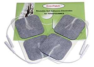 Premium 40 Electrodes 10 Packs of 4 Electrodes 2.0