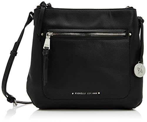Fiorelli Ellen, Women's Cross-Body Bag, Black,