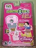 Disney Princess Snow White Plug it in & Play TV Games GameKey, 2 Games, DP