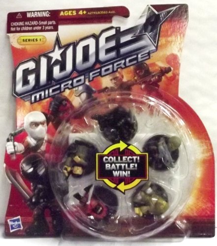 G.i Joe Micro Force Strtr Pk - 1
