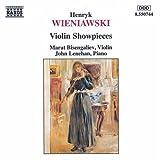 Henryk Wieniawski: Violin Showpieces