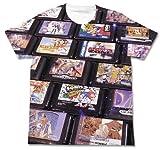 メガドライブ メガドライブ カートリッジ フルグラフィックTシャツ ホワイト Mサイズ