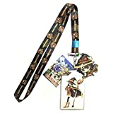 KONOSUBA Megumin Lanyard, Multicolored (Color: Multicolored)