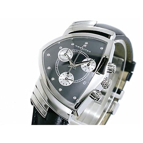 ハミルトン HAMILTON ベンチュラ クロノ 腕時計 H24412732