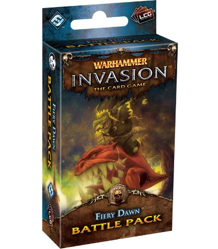 Warhammer Invasion LCG: Fiery Dawn Battle Pack