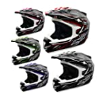 Shox MX-1 Evolver Motocross Helm
