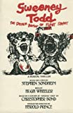 Sweeney Todd, the Demon Barber of Fleet Street (0396085989) by Sondheim, Stephen