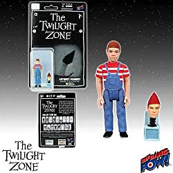 The Twilight Zone Anthony Fremont 3 3/4-Inch Figure In Color