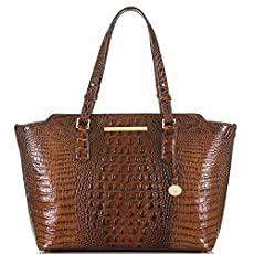 Chandra Business Tote<br>Pecan Melbourne
