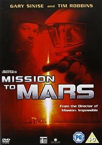 Amazon Com Mission To Mars Tim Robbins Gary Sinise Don