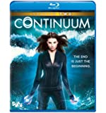 Continuum: Season 2 [Blu-ray]