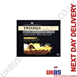 Twinings English Breakfast Decaf String & Tagged 100's
