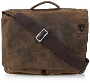 Strellson Richmond BriefBag XL 4010001260 Herren Henkeltaschen 41x21x16 cm (B x H x T), Braun (dark brown 702)