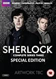 Sherlock - Series 3 (Special Edition) [DVD]