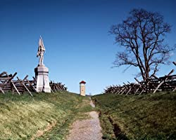 Bloody Lane, Antietam Battlefield Photograph - Beautiful 16x20-inch Photographic Print by Carol M. Highsmith
