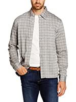 CONTE OF FLORENCE Camisa Hombre (Gris Claro)