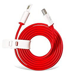 Memore Type-C OnePlus Cable (Red)