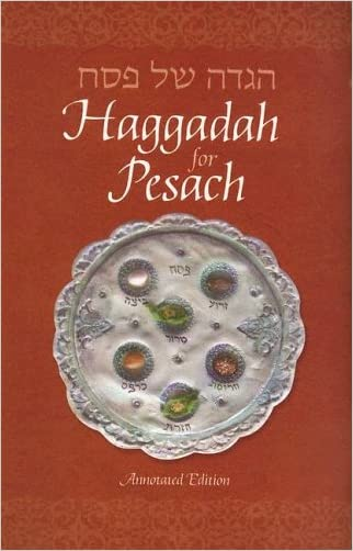 Haggadah for Pesach, Annotated Edition written by Jacob Immanuel Schochet