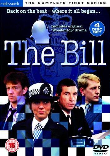 The Bill [DVD] [Import]