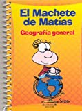 img - for Machete 4 - Geografia General (Spanish Edition) book / textbook / text book